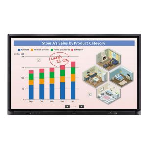 "PN70HC1E 70"" 4k SoC Interactive Whiteboard"