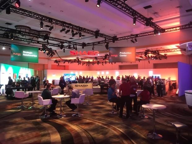 Sharp Pulse 2017 American Dealer Conference