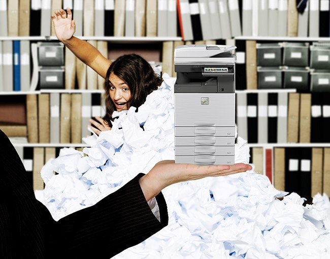 Maybe it's time to Upgrade your Copier