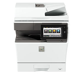 sharp mx-c304w photocopier