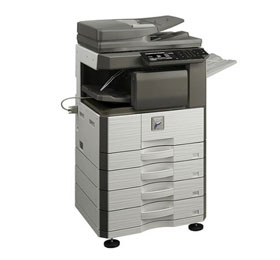 sharp mx-m266nv mx-m316nv photocopier