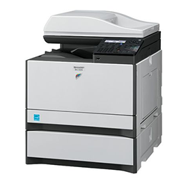 sharp mx-c300w photocopier