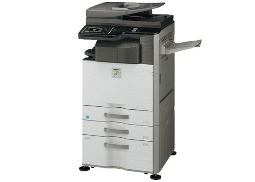 Sharp's Multi Function Copiers and Printers