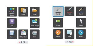 User-Friendly PEN software interface